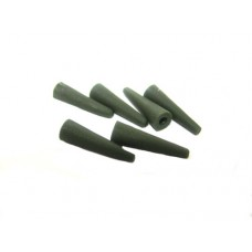 Tail Rubber Cones (1000) Green