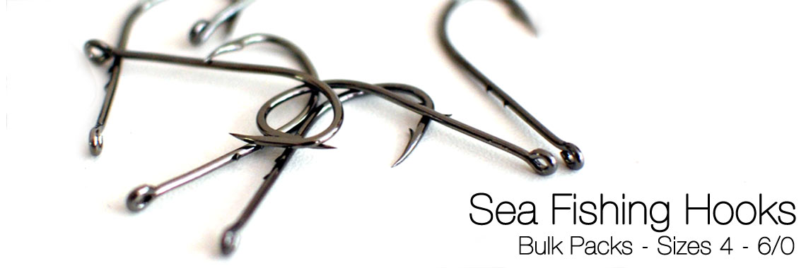 Sea Fishing Tackle Hooks