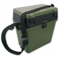 Session Seat Box Green (5 Pack)