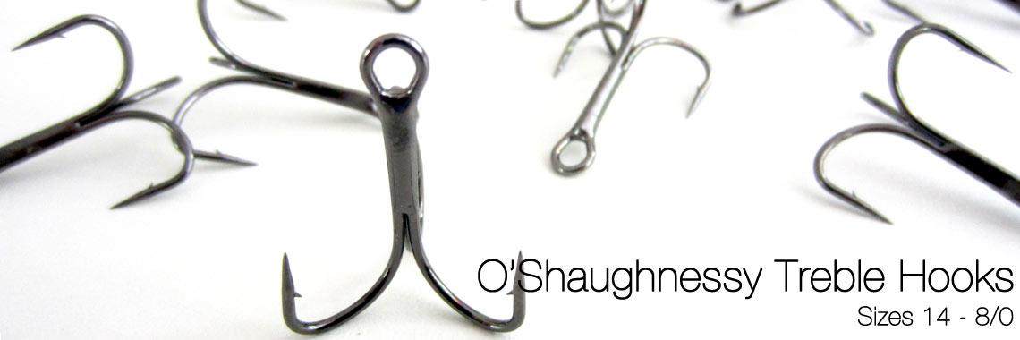 O'Shaughnessy Treble Hooks