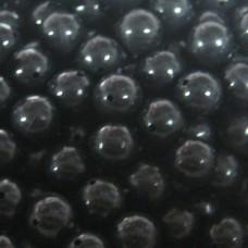 Beads Black 6mm (1000)