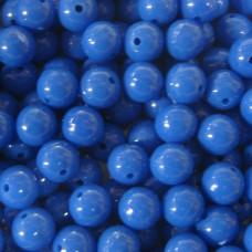 Beads Blue 6mm (1000)