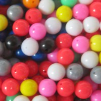 Beads Mixed 6mm (1000)