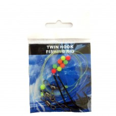 Twin Hook Fishing Rig (10)